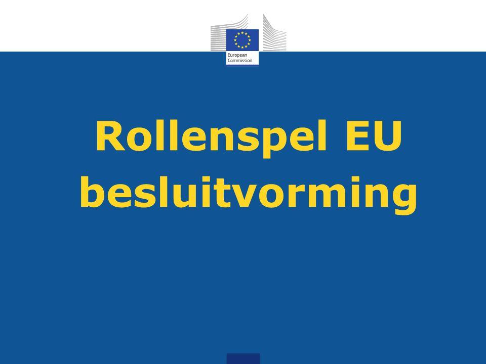 De Europese Unie: 500 miljoen mensen – 28 landen EU-landen Kandidaat-lidstaten en potentiële kandidaat-lidstaten