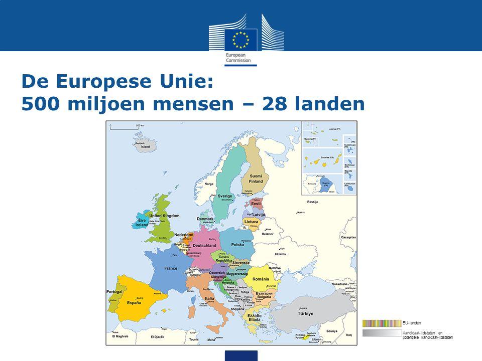 Drie kopstukken: Het Europees Parlement -de stem van het volk Martin Schulz, Voorzitter van het Europees Parlement De Europese Raad en de Raad van Ministers -de stem van de EU-landen Donald Tusk, Voorzitter van de Europese Raad De Europese Commissie -op de bres voor het algemeen belang Jean-Claude Juncker, Voorzitter van de Europese Commissie