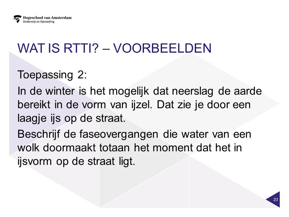 WAT IS RTTI.