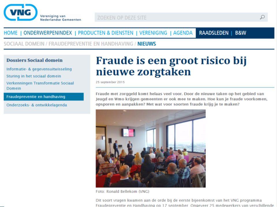 Website www.vng.nl