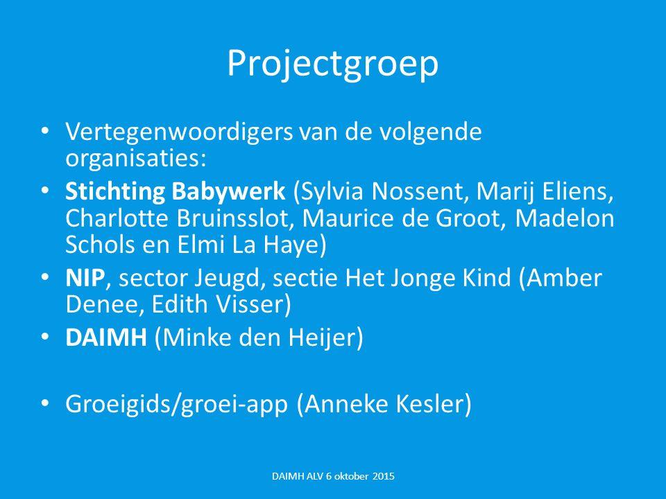 Stichting Babywerk Opgericht in 2002.Sylvia Nossent een van de oprichters.