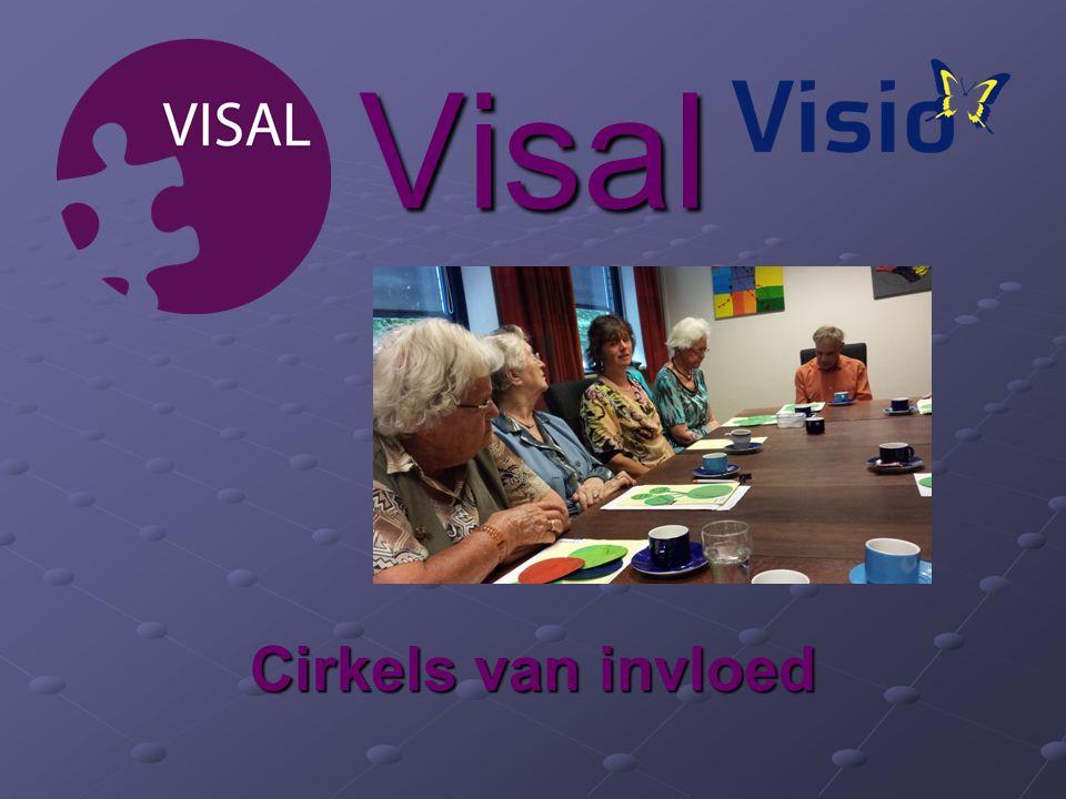 Welkom en kennismaken Monique Meulen, werkzaam op De Vlasborch, woonzorgcentrum voor visueel beperkte ouderen in Vught.