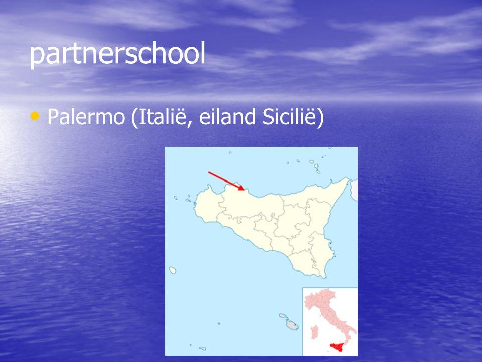 partnerschool Mataró (Spanje, boven Barcelona)