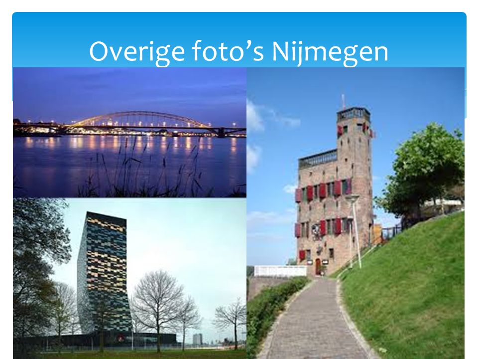 Overige foto's Nijmegen