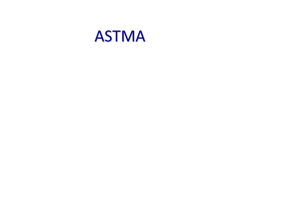 De nieuwe standaard 'astma bij volwassenen' ASTMA ASTMA