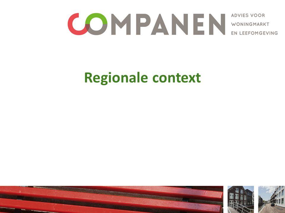 Regionale context 23