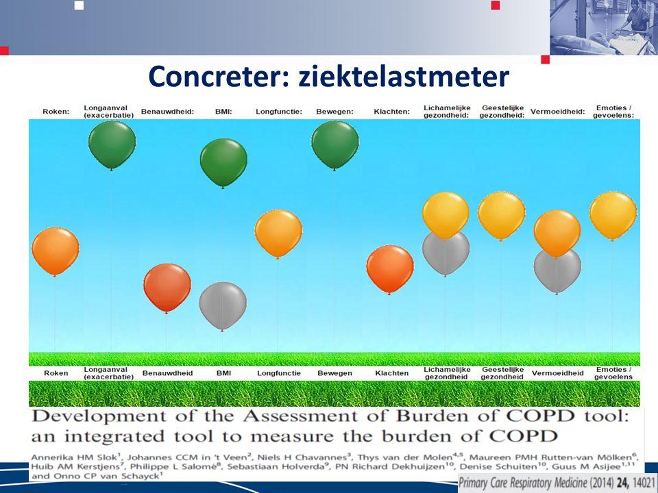 Concreter: ziektelastmeter