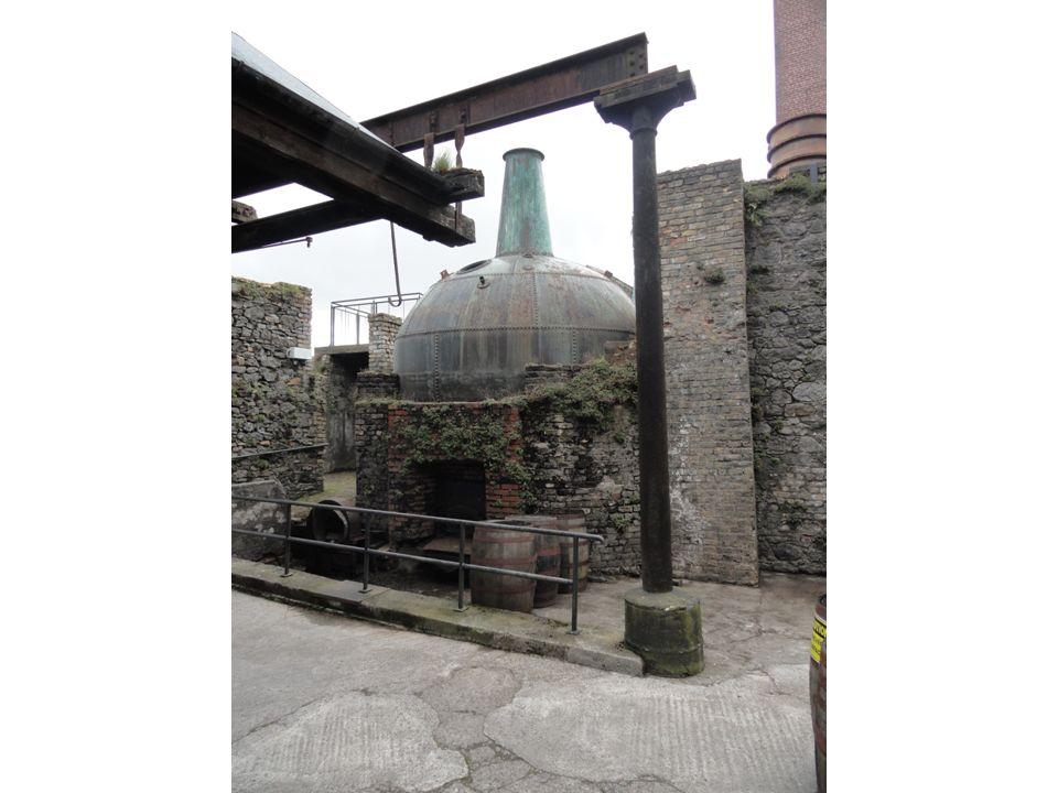 Whisky: Kilbeggan Eigenaar: Cooley Distillers plc.