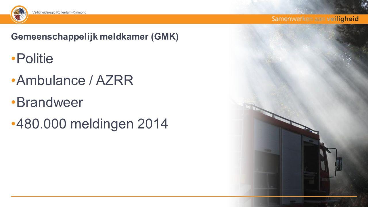 Intro Brandveiligheid in de zorg Rotterdam | 9 oktober 2015