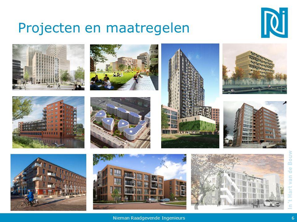 Projecten en maatregelen Nieman Raadgevende Ingenieurs 7