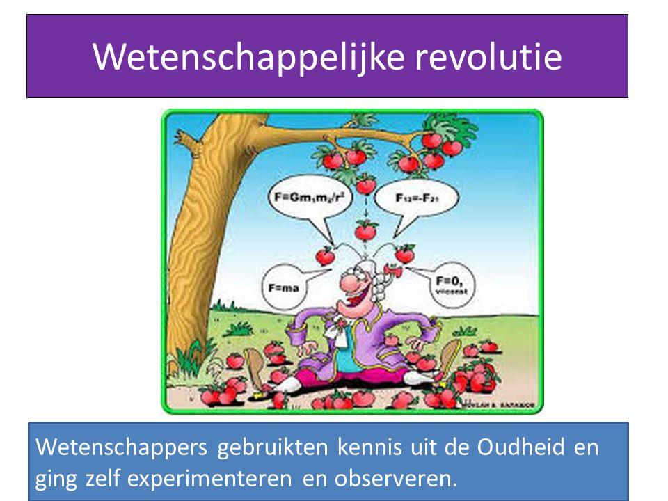 Uitvindingen uit de Republiek Christiaan Huygens Jan Leeghwater