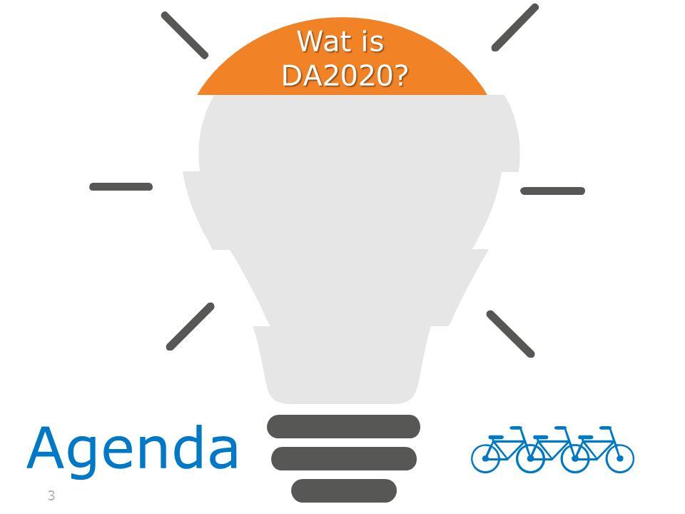 33 Agenda Wat is DA2020?