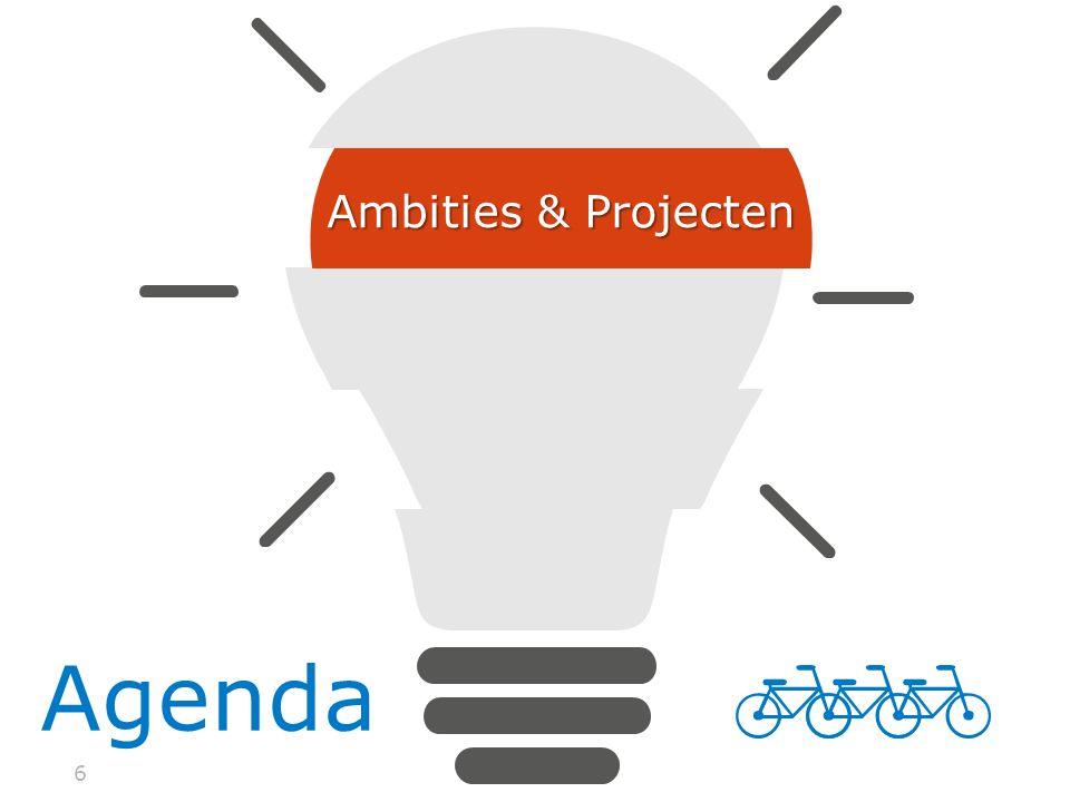 7 Ambities Digitale Agenda 2020 1.Open en transparant in de participatiesamenleving staan.