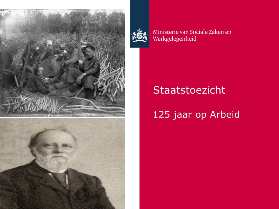 Staatstoezicht 125 jaar op Arbeid