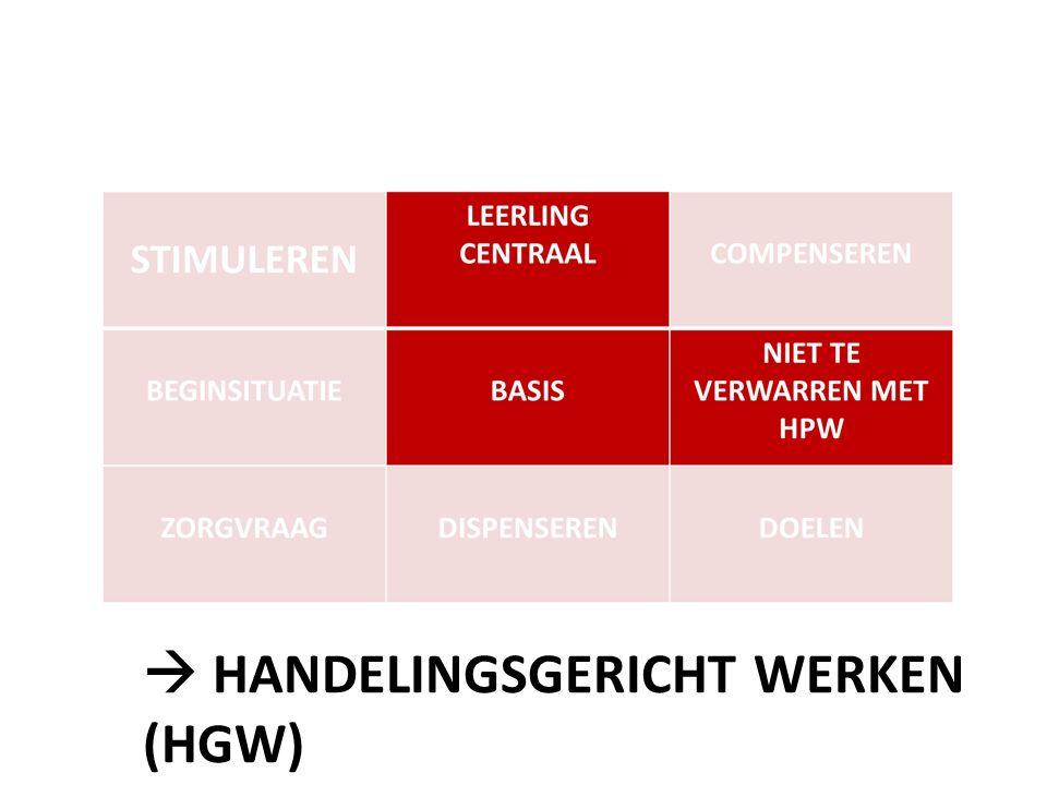  INDIVIDUEEL HANDELINGSPLAN (IHP)