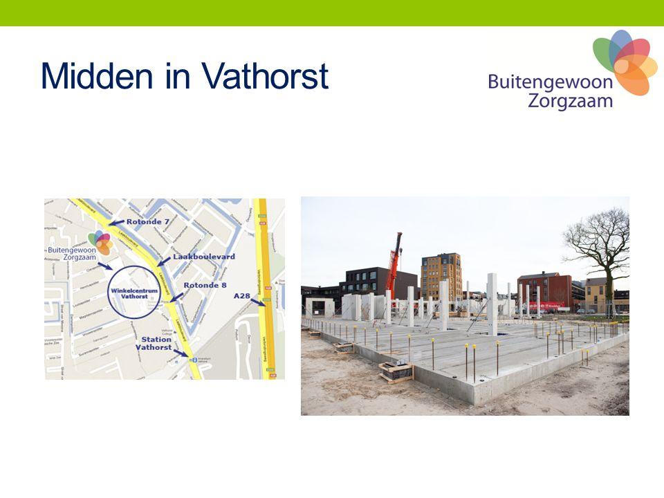 Jeugdsoos en centrale hal Deze nieuwe vorm van wonen, werken en ontmoeten is nieuw in Nederland en vraagt een forse investering.