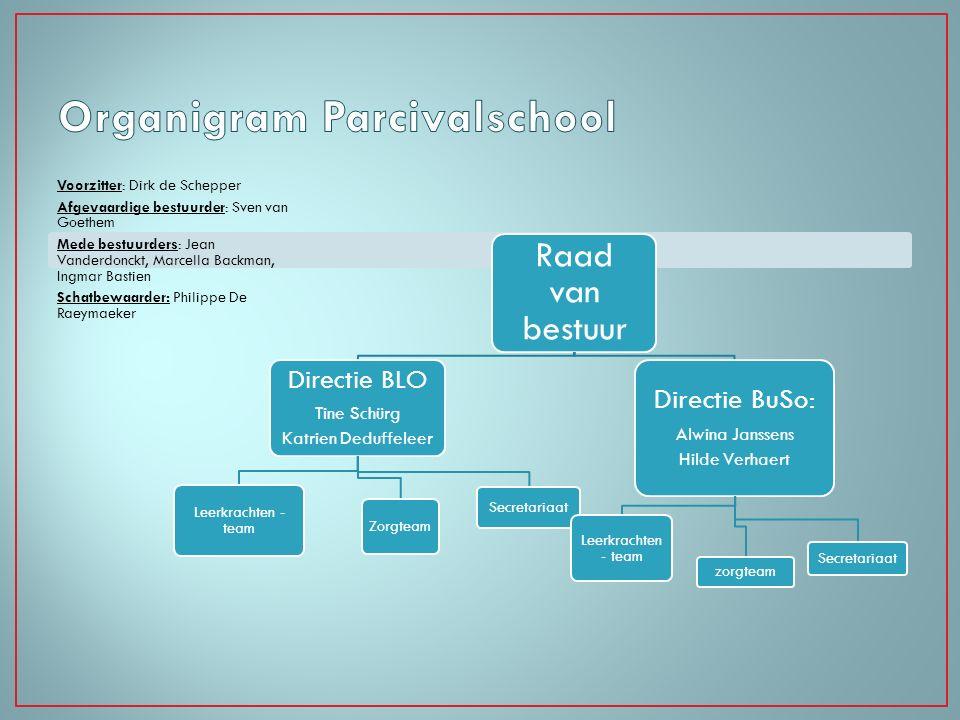Ontstaan in 1971 2 klassen voor leerlingen met leerproblemen van de Steiner - scholen Opgericht door RIA Pandelaers 2 jaar later erkend als BLO door Ministerie van onderwijs 10 jaar later is het BUSO opgericht (grafische-plastische sierkunsten)