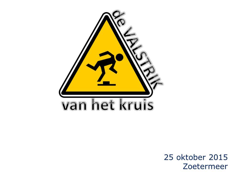 25 oktober 2015 Zoetermeer