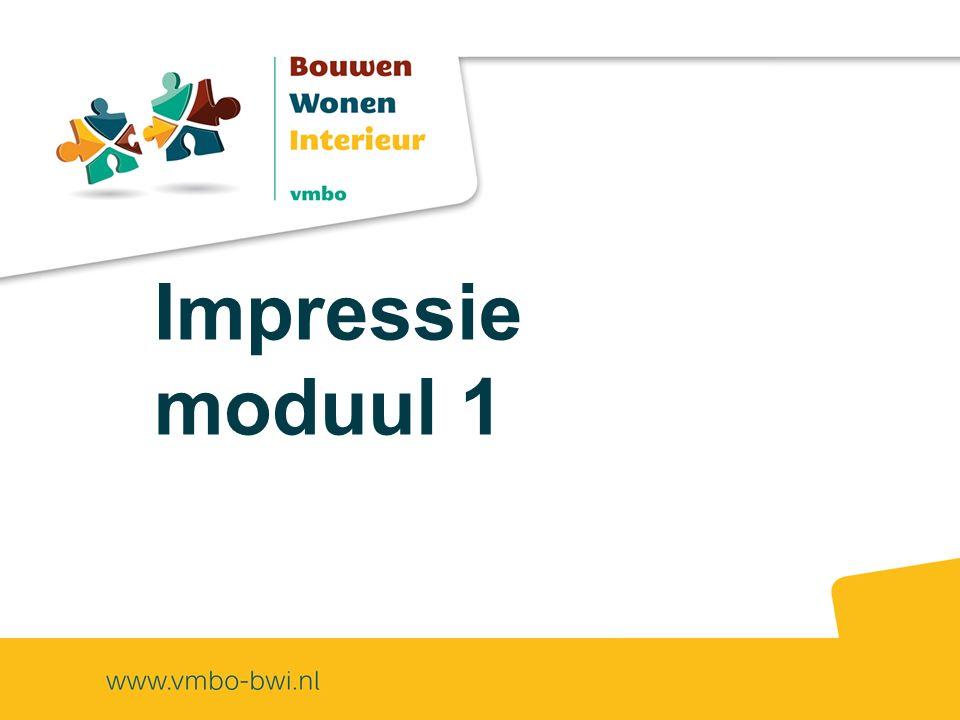 Impressie moduul 1