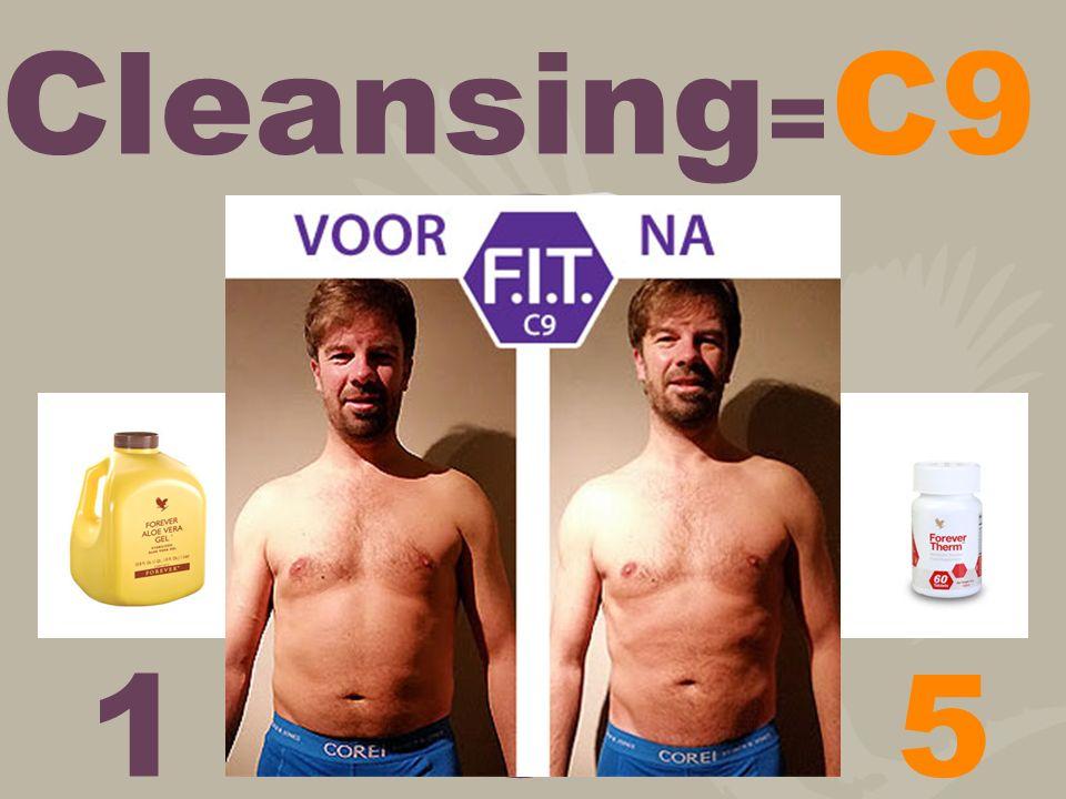 Cleansing = C9 12345