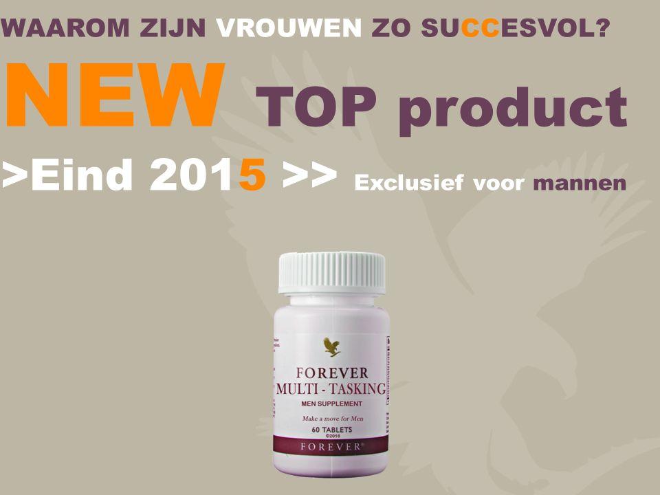 WAAROM ZIJN VROUWEN ZO SUCCESVOL? NEW TOP product >Eind 2015 >> Exclusief voor mannen