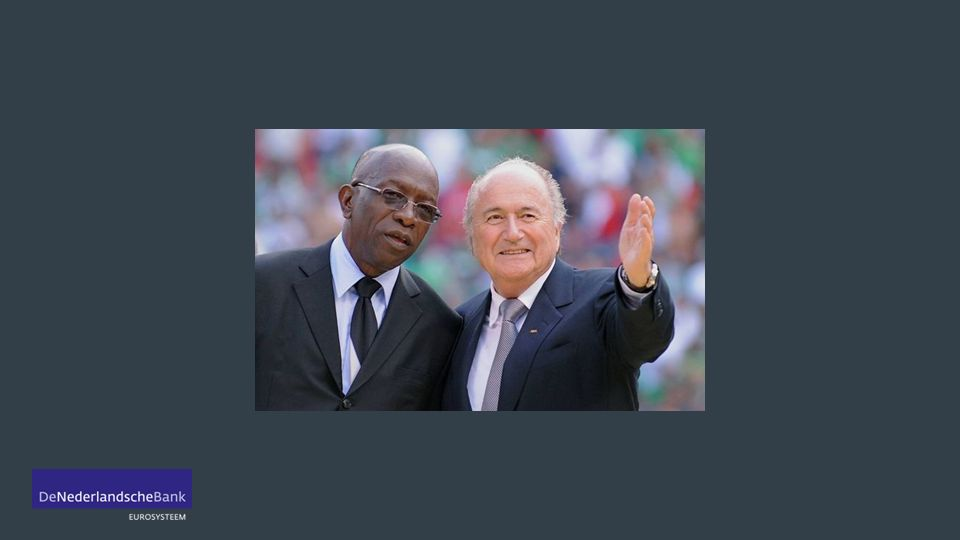 2005: verkoop televisierechten FIFA toernooien 2010 en 2014 door Blatter aan de Caribbean Football Union (vzt.