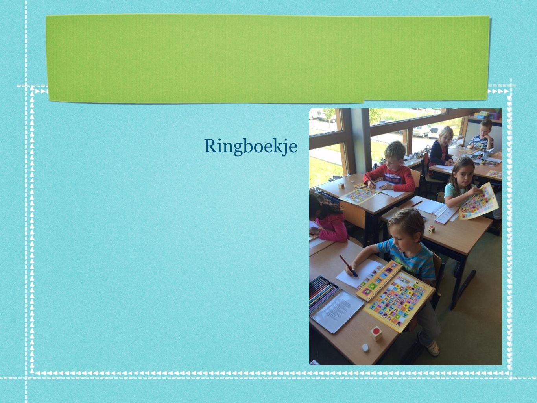 Ringboekje