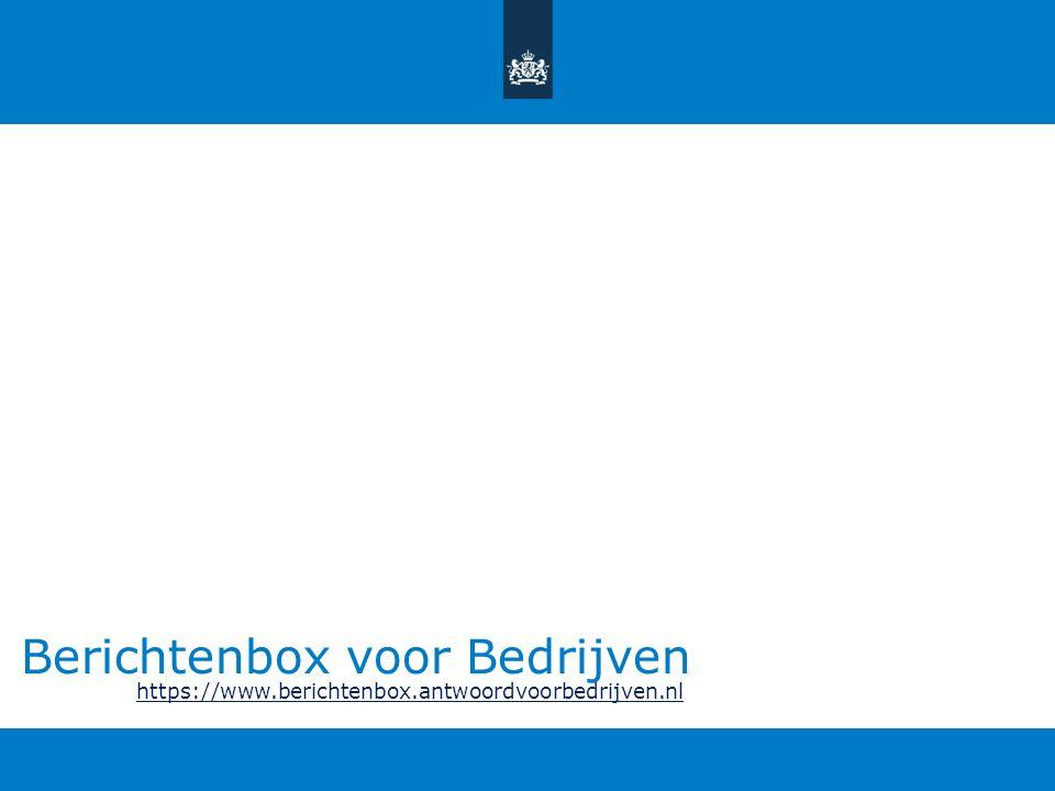 Berichtenbox voor Bedrijven https://www.berichtenbox.antwoordvoorbedrijven.nl