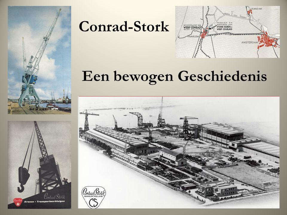 Conrad-Stork Een bewogen Geschiedenis