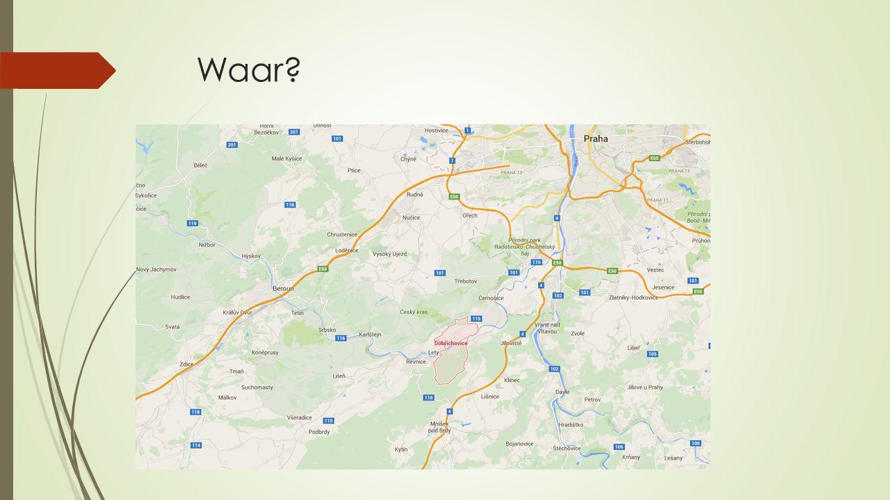 Waar?