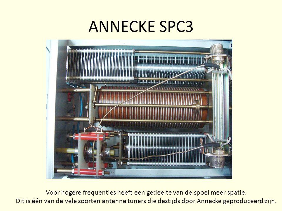 SPC zelfbouw 8 Korte bedrading en één aardrail.
