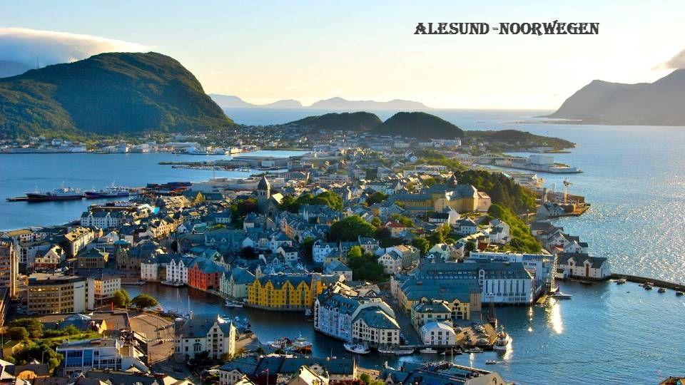 Alesund -Noorwegen