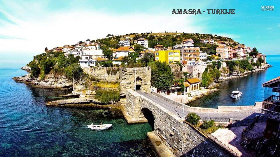 Amasra - Turkije