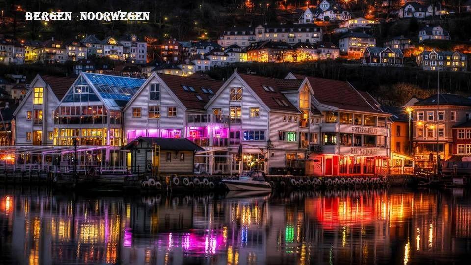 Bergen - Noorwegen