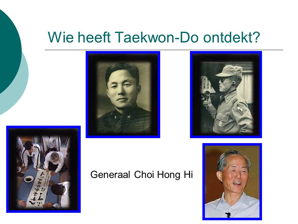 Wanneer is Taekwon-Do ontstaan? Op 11 april 1955