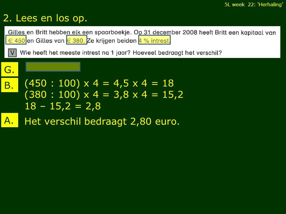 3.Vul de tabellen aan. B. van 17:44 tot 17:59 = 15 min.