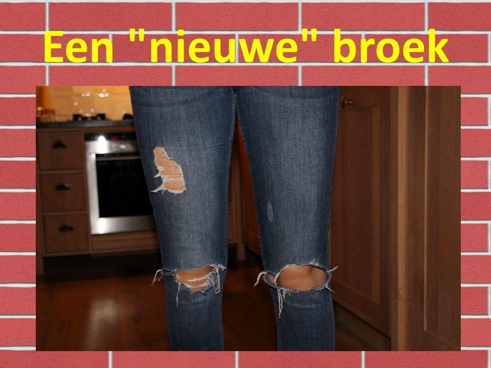 Een nieuwe broek