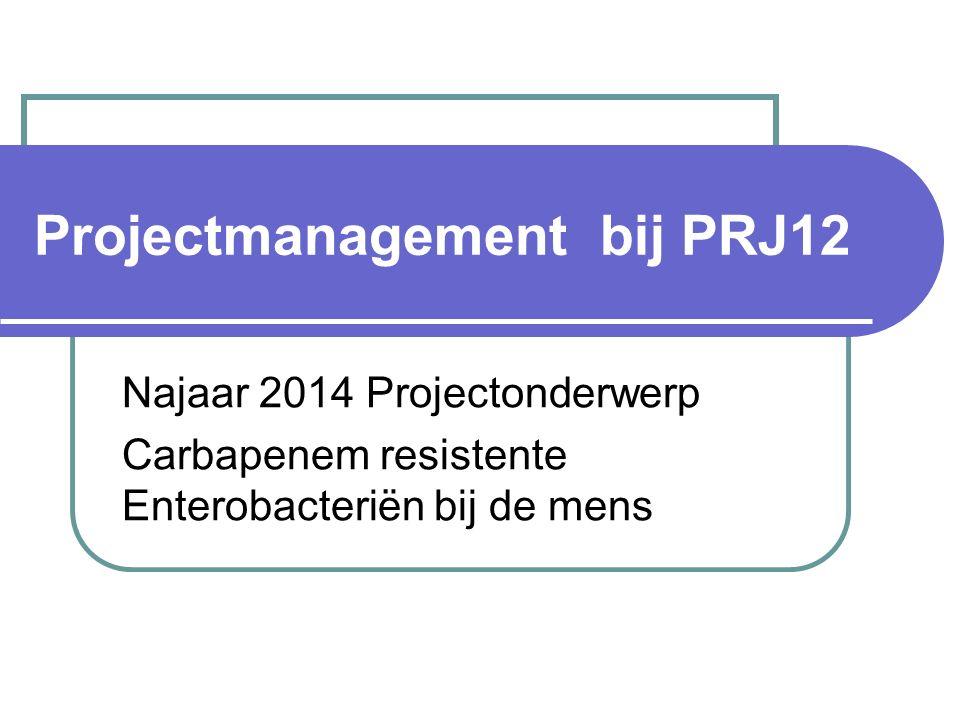 Het Plan van Aanpak (= Werkplan) Structuur voor een Werkplan of Plan van Aanpak: Voorblad (bedenk een pakkende naam voor het project) Inhoudsopgave Inhoud van het project, waarin a.