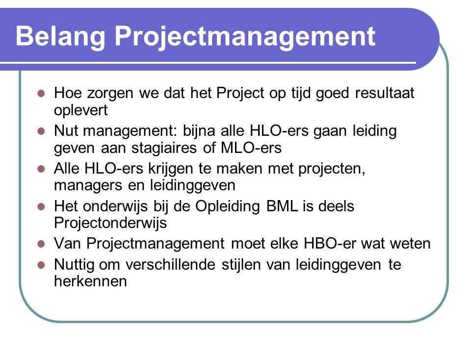 PvA: Probleemanalyse en probleemstelling In een probleemanalyse worden a.