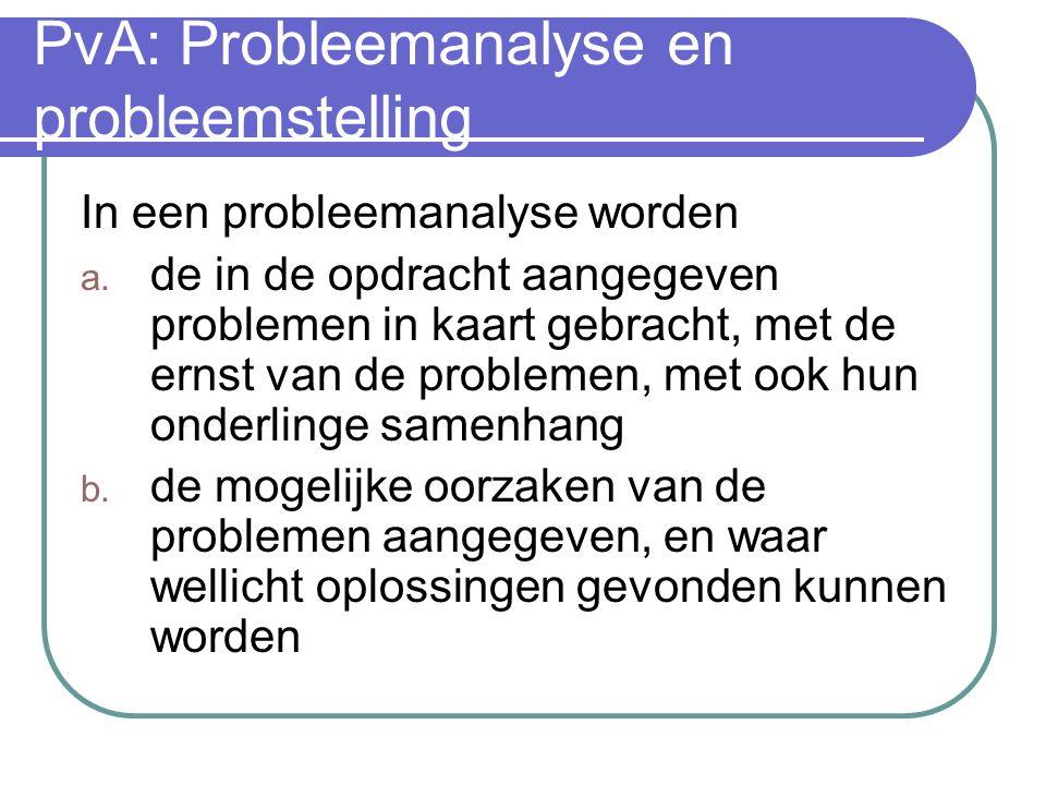 Het Plan van Aanpak (= Werkplan) Structuur voor een Werkplan of Plan van Aanpak: Voorblad (bedenk een pakkende naam voor het project) Inhoudsopgave In