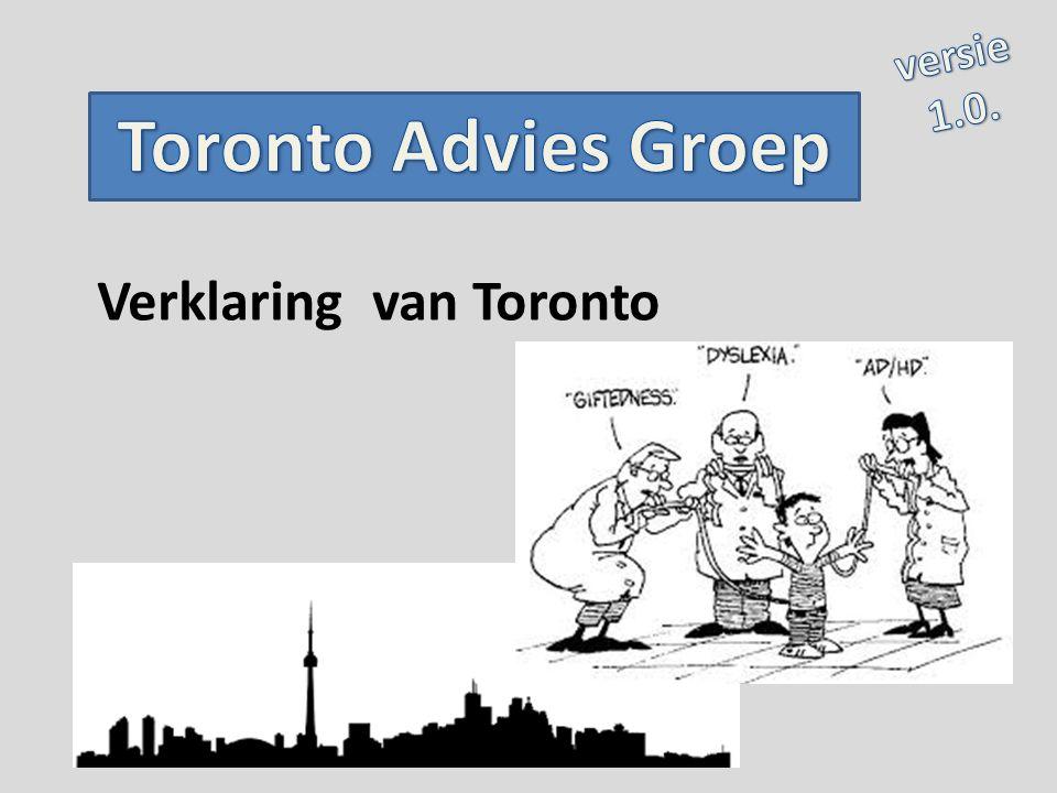 Verklaring van Toronto