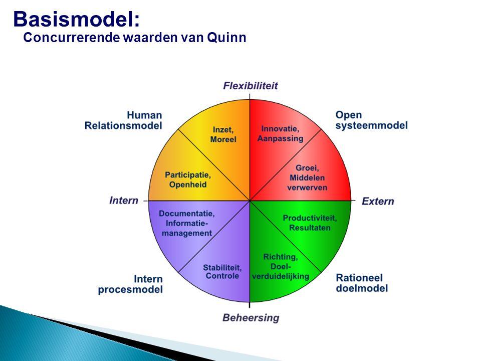 Werk- en leiderschapstijl: Octogram® (Online Talent Manager)