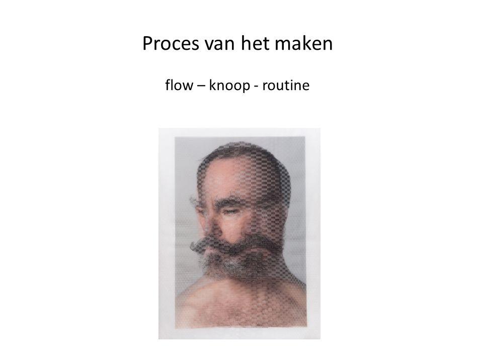 flow – knoop - routine
