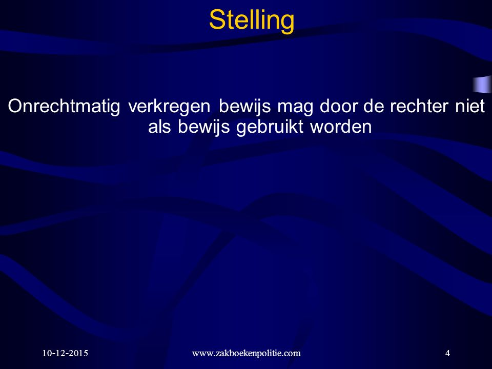 10-12-2015www.zakboekenpolitie.com25 Art.359a (gevolgen verzuim uitgewerkt) Sub 3.