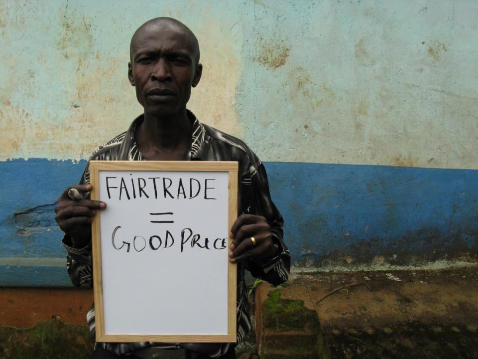 strategische doelstellingen missie 4.Door eerlijke handel te drijven, wil Oxfam-Wereldwinkels de organisatie en marktpositie van handelspartners versterken.