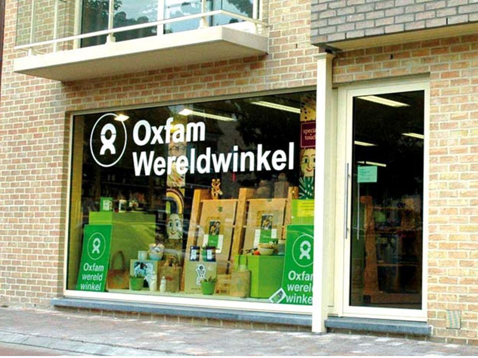 Foto wereldwinkel