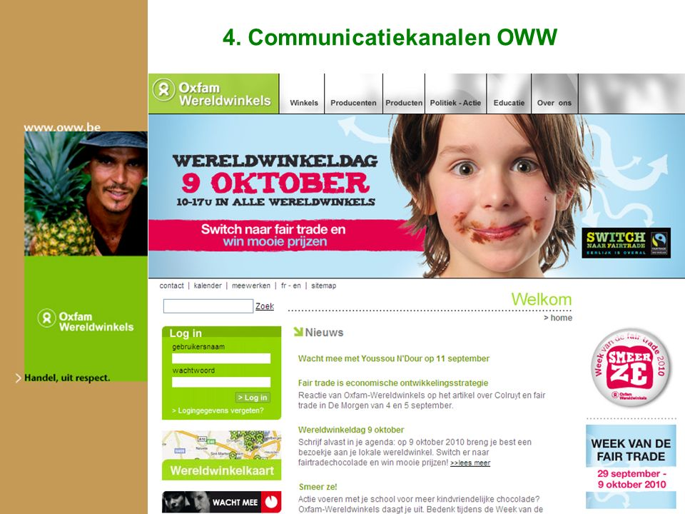 4. Communicatiekanalen OWW