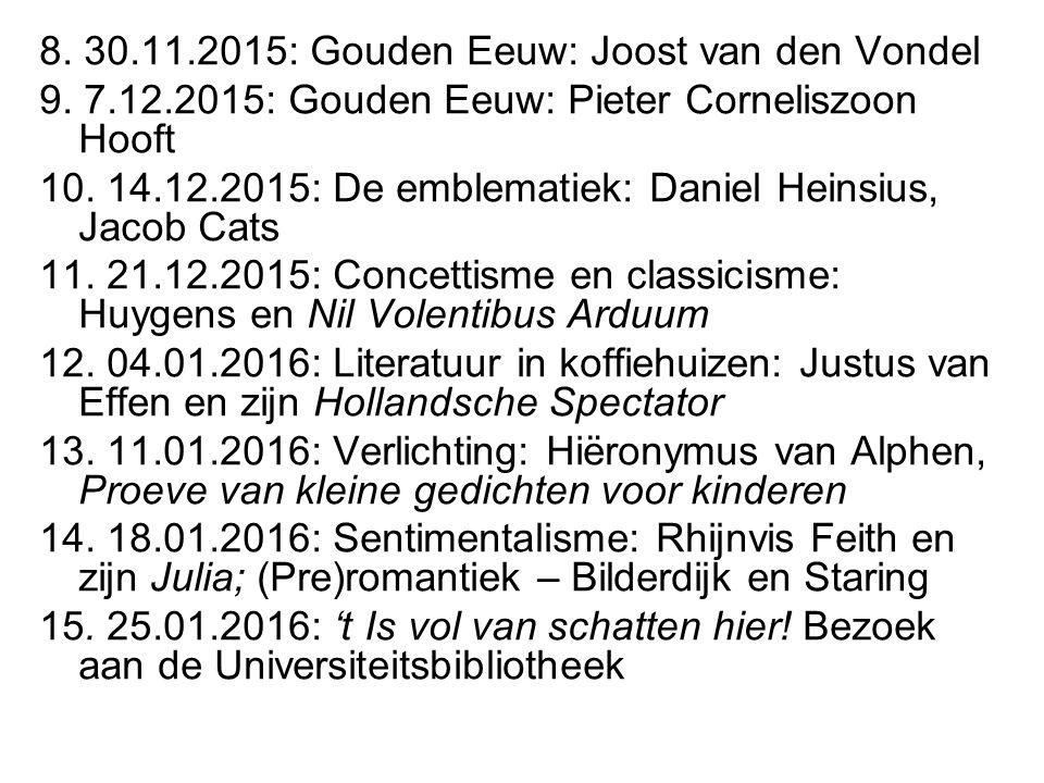 1.De eerste zin in het Nederlands 2. Karel ende Elegast als heldenepos 2.