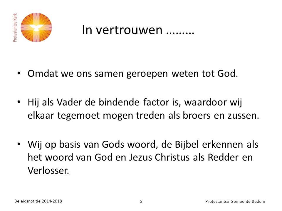 Speerpunten 2014 Meer aandacht schenken aan doelgroepen, waar nu te weinig aandacht voor is, zoals eenzame mensen, mantelzorgers, sociaal kwetsbare mensen.