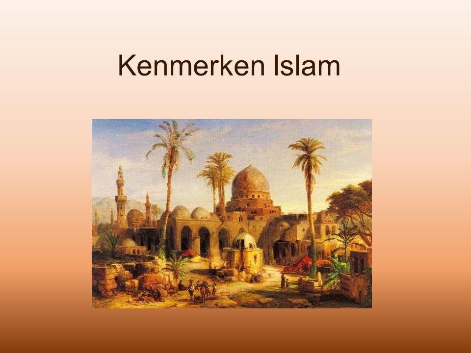 Kenmerken Islam